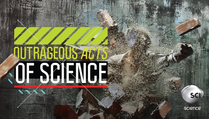 Outrageous Acts of Science cancelled or renewed