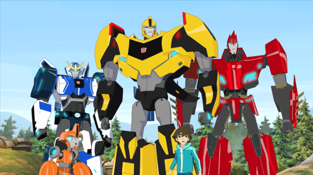 Transformers: Robots in Disguise renewed