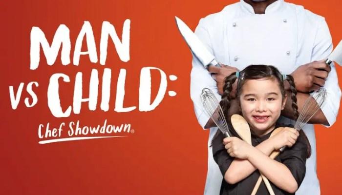 Man vs Child: Chef Showdown renewed