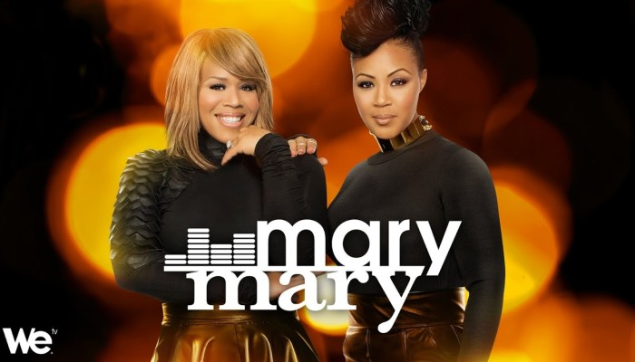 mary mary cancelled or renewed