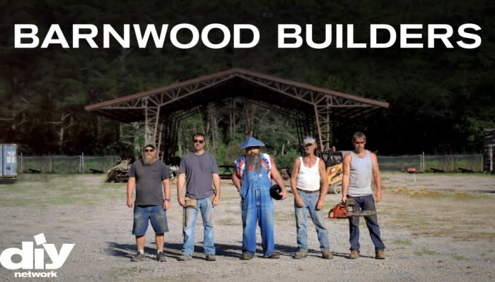 barnwood builders cancelled or renewed