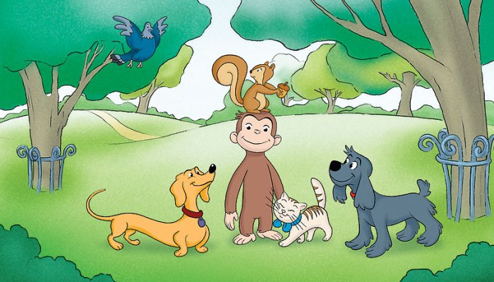curious george season 10