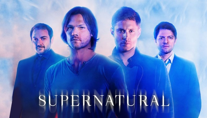 supernatural endgame