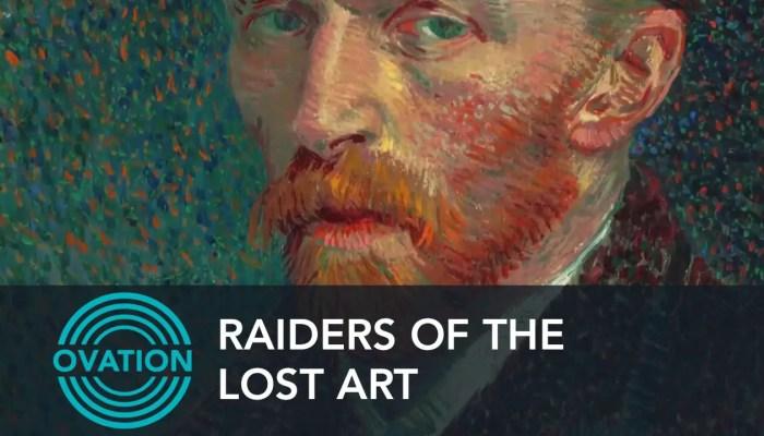 Raiders of the Lost Art renewed season 2