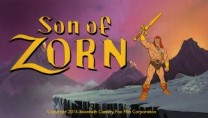 son of zorn cancelled or renewed