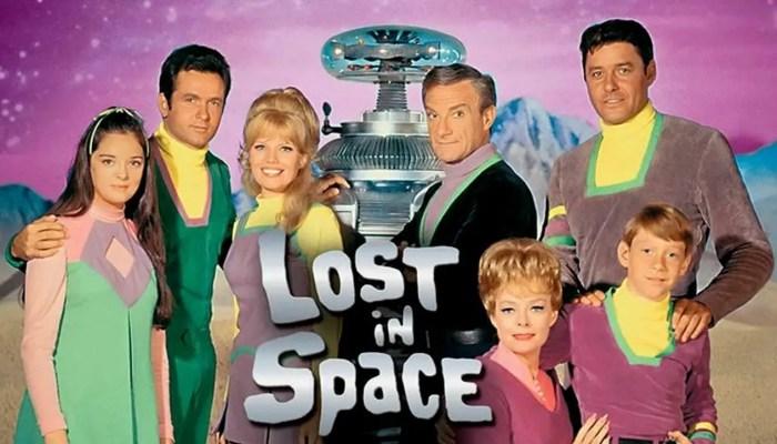 lost in space reboot netflix