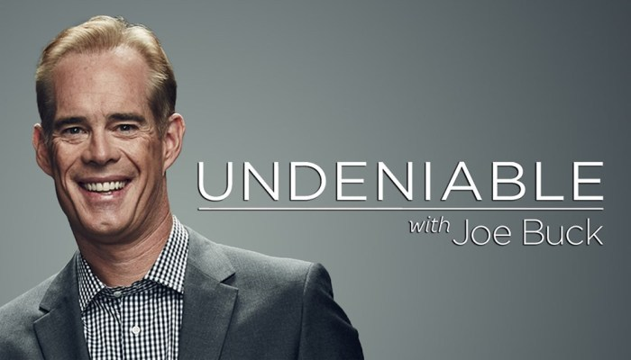 Undeniable with Joe Buck season 3 renewal
