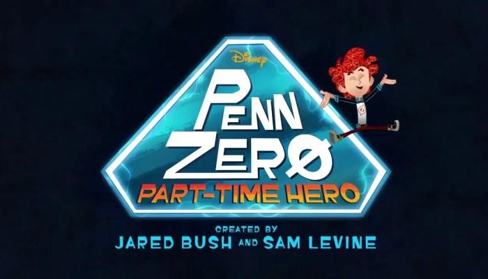 Penn Zero: Part-Time Hero Cancelled