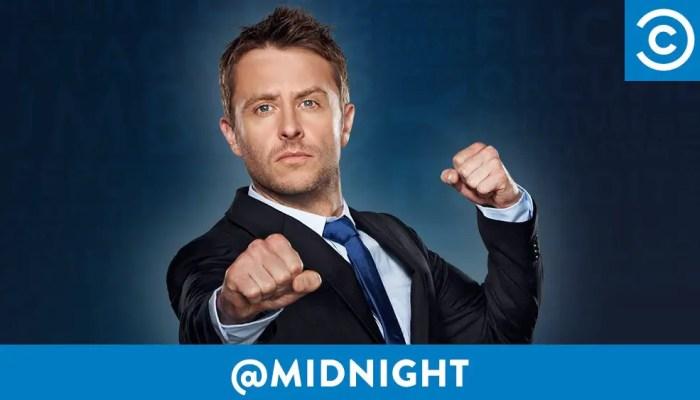 @midnight with Chris Hardwick Renewed