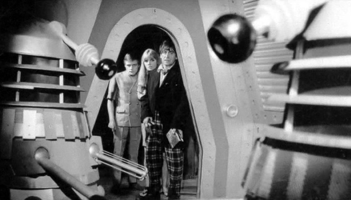 The Power of the Daleks Resurrected