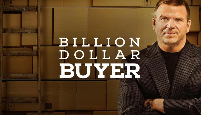 Billion Dollar Buyer Season 2 Renewed