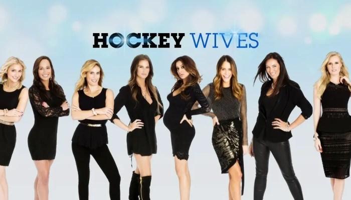 hockey wives tv show renewed