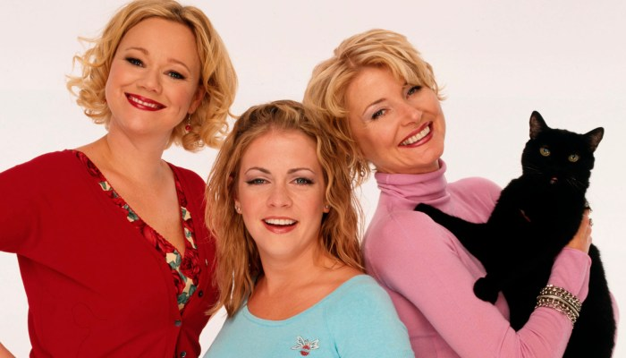 Sabrina, the Teenage Witch Reboot?
