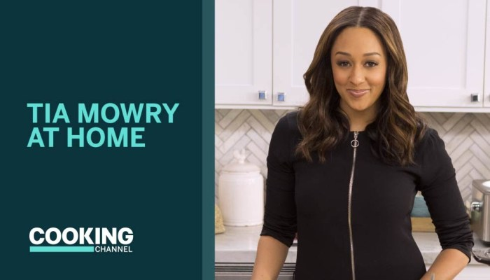 Tia Mowry At Home Renewed