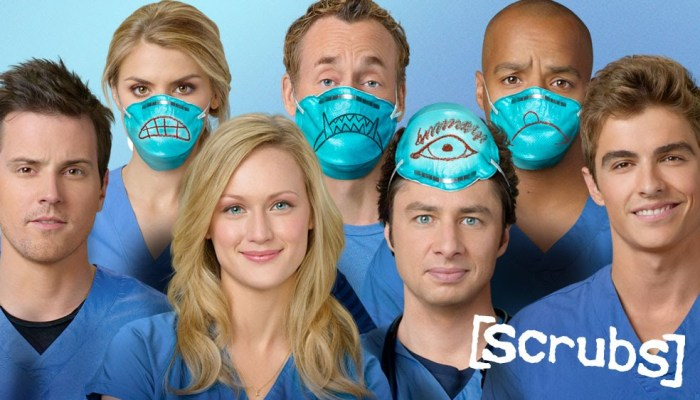 Scrubs Season 10 Revival