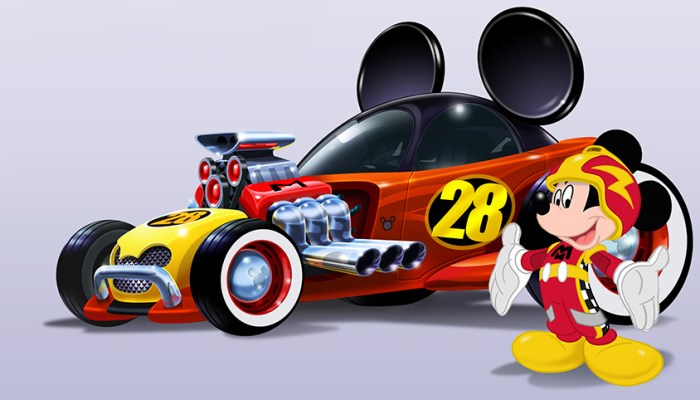 Mickey and the Roadster Racers Cancelled