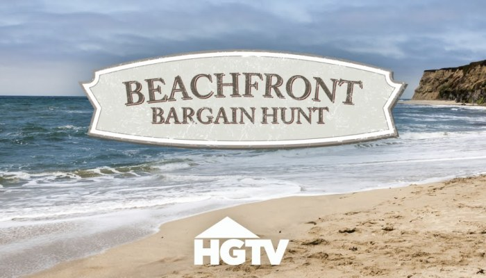 Beachfront Bargain Hunt Renewed