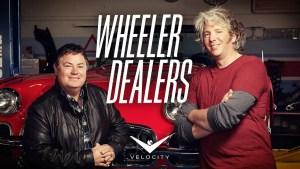 Wheeler Dealers Velocity TV Show