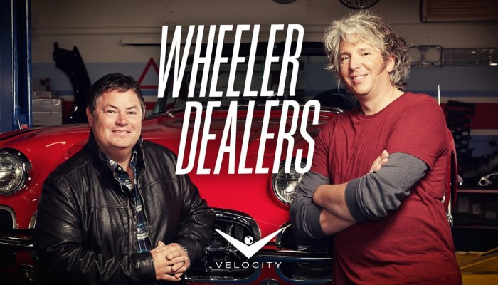 Wheeler Dealers Velocity TV Show