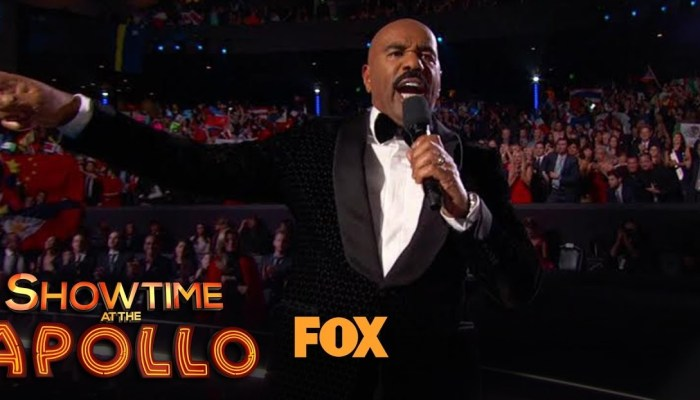 Showtime at the Apollo 2017-18