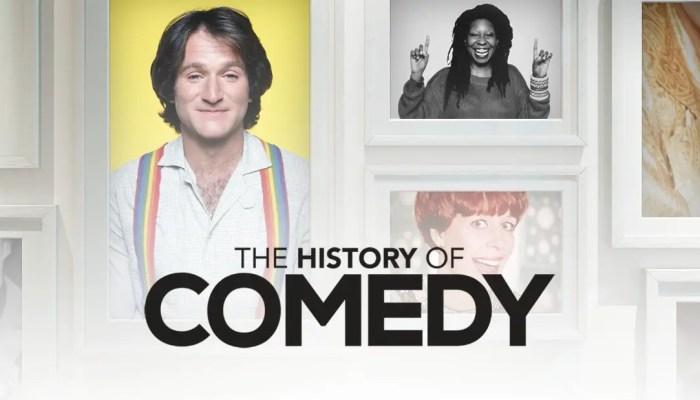 The History of Comedy Season 2 Renewal CNN Release