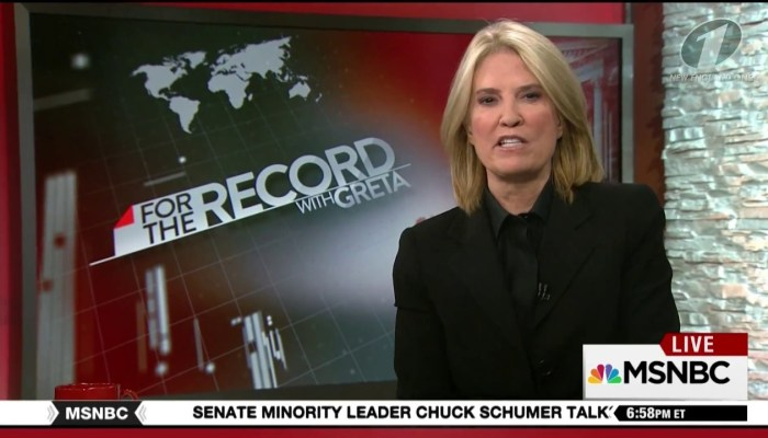 For theRecord with Greta Cancelled