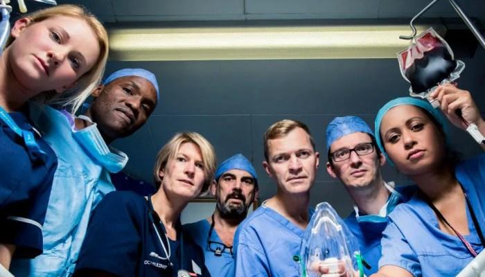 Hospital Renewed for Series 6