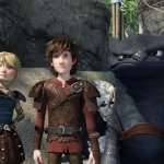 DreamWorks Dragons: Race to the Edge 2017 Netfix