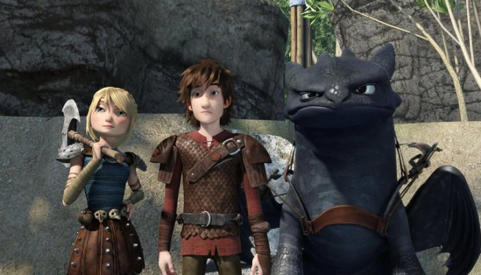 DreamWorks Dragons: Race to the Edge 2017 Netfix