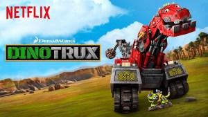 Dinotrux Renewed Netfix