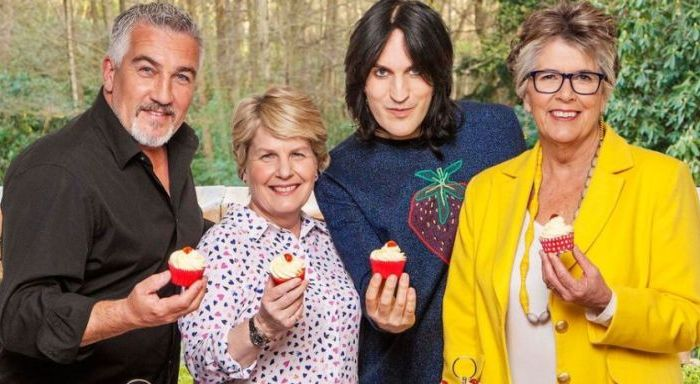 Great British Bake Off Series 8