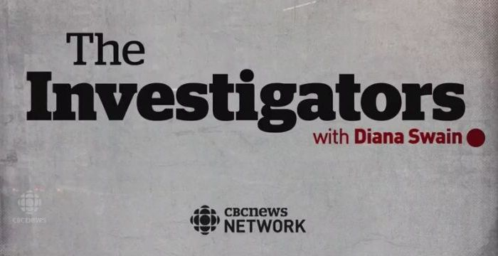 The Investigators with Diana Swain Renewed