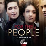 For The People Cancelled - ABC