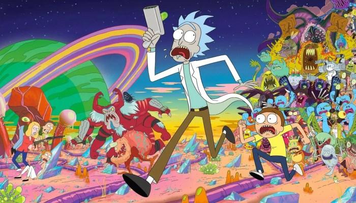 Rick and Morty Season 4 2018