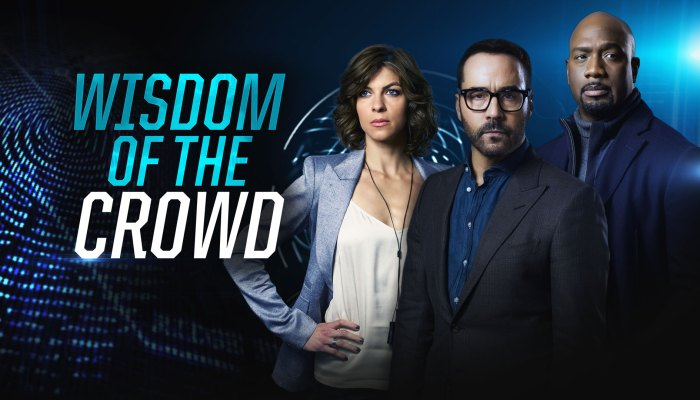 Wisdom of the Crowd Season 2 or Cancelled On CBS? (Release Date)