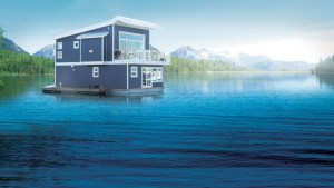 My Floating Home Renewed