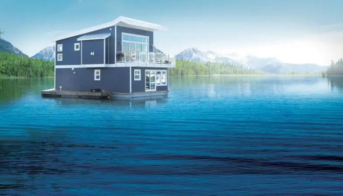 My Floating Home Renewed