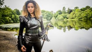 Raven CBBC TV Show