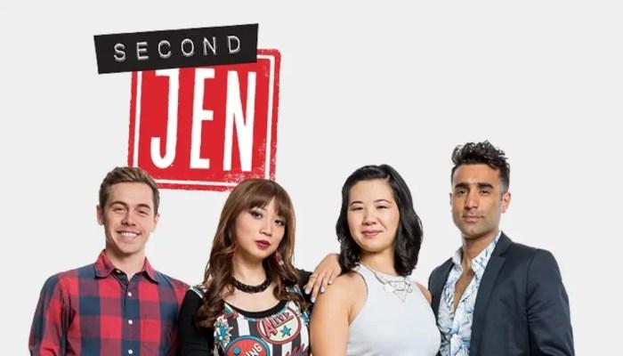 Second Jen TV Show Air Dates & Track Episodes - Next Episode