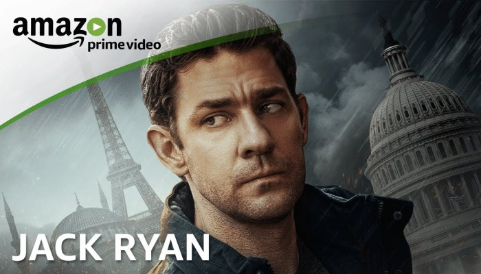 Tom Clancy's Jack Ryan Season 2 on Amazon Prime Video