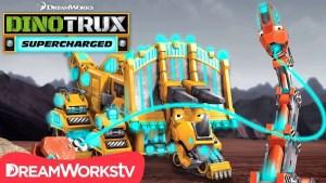 Dinotrux Supercharged Season 2 on Netflix