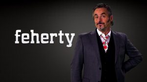 Feherty Renewed For SEason 9