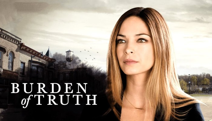 Burden of Truth Season 2 Renewal