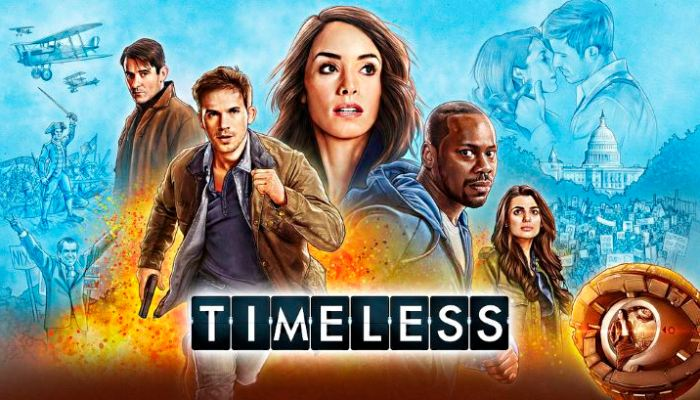 Timeless Season 3 Cancelled