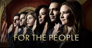 For The People ABC TV Show Cancelled