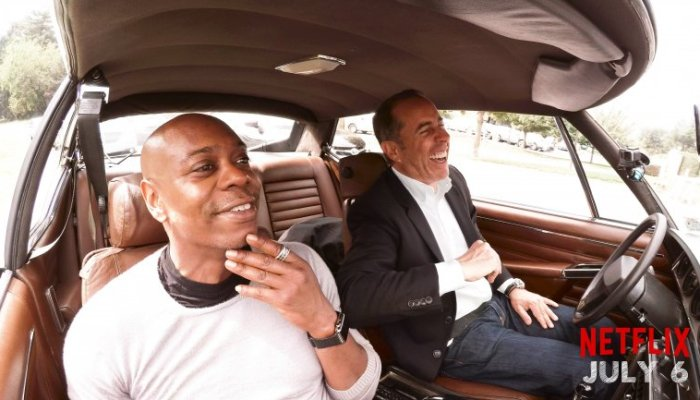 Comedians in Cars Getting Coffee Netflix Episodes