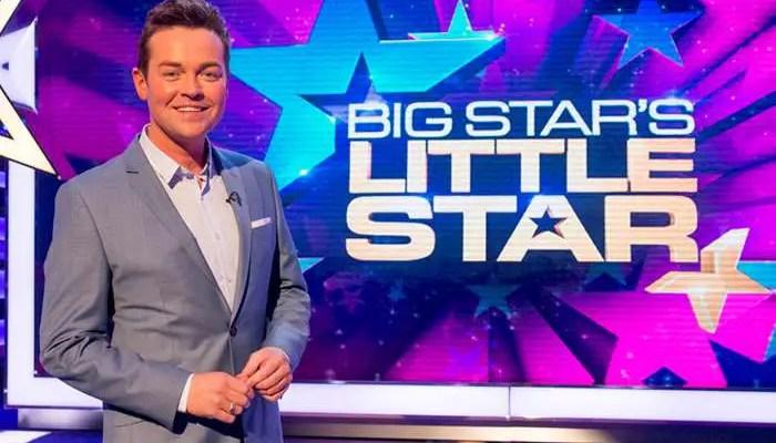 Big Star's Little Star on ITV