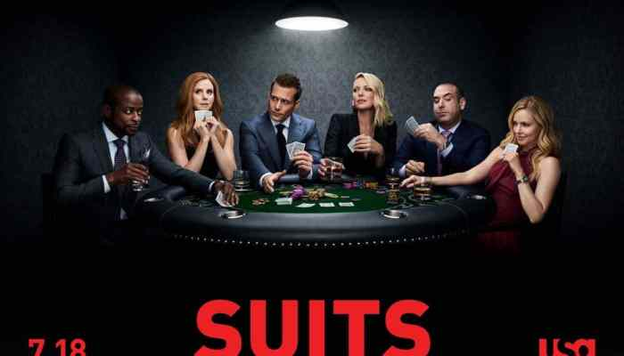 Suits Season 9 on USA Network