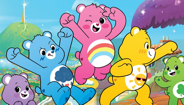 Care Bears Revived