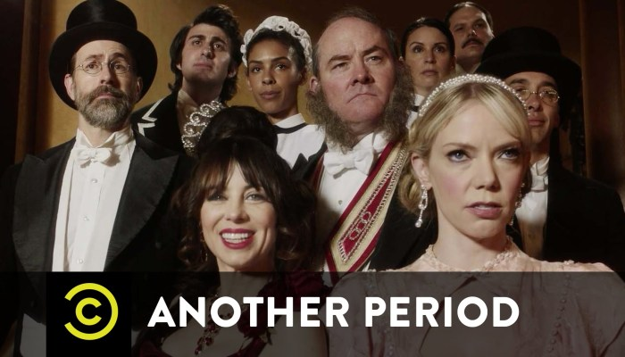 Another period cancelled after 3 seasons